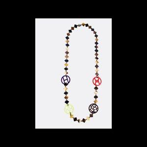 Hermès deva necklace